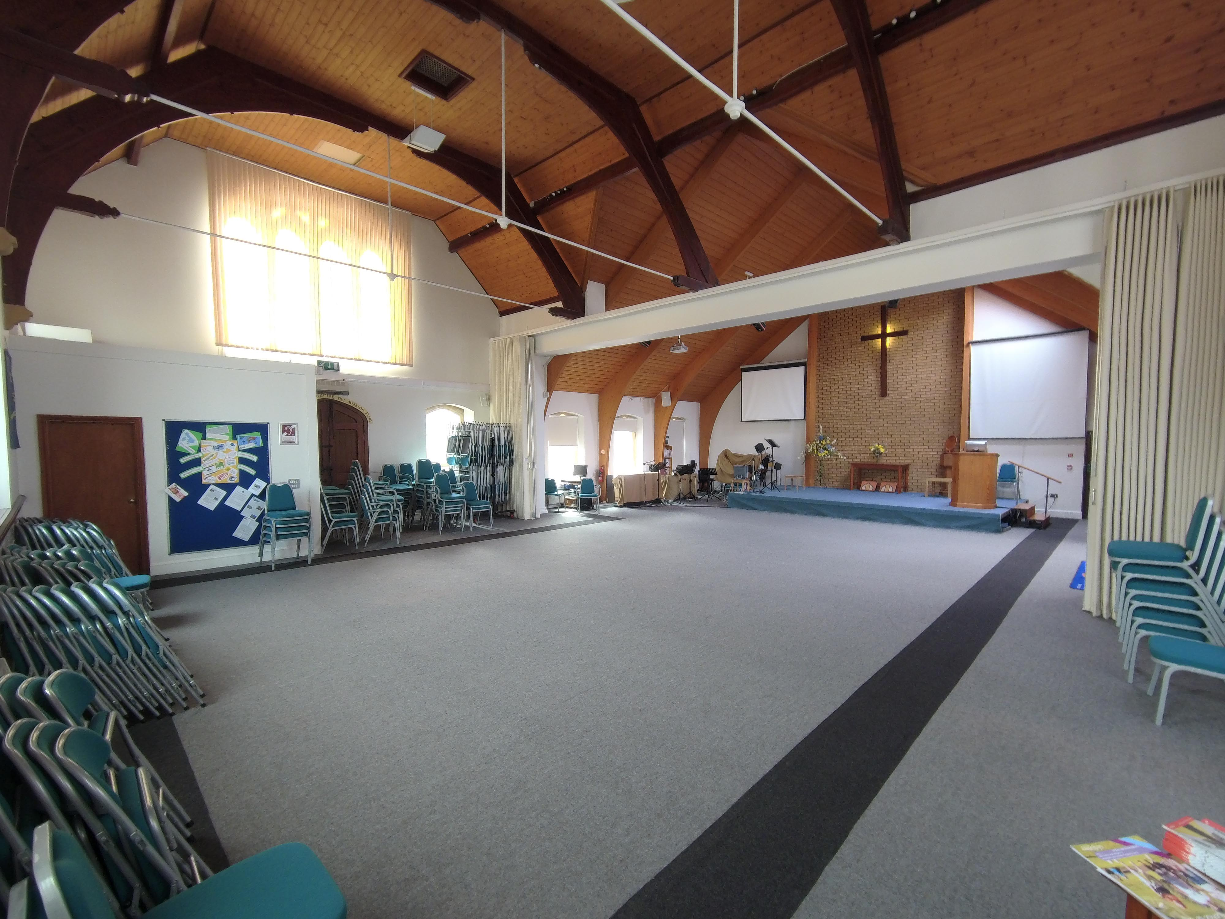Church - Church Hall